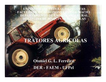 TRATORES AGRÍCOLAS - Universidade Federal de Pelotas
