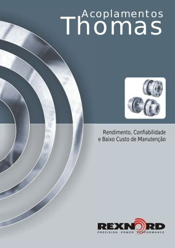 Acoplamentos - Rexnord Correntes Ltda.