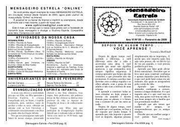 Jornal nº VI-05 - Fevereiro 2009 - ophicina digital