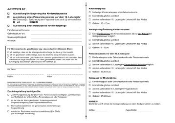 Zustimmungserklärung der gesetzlichen Vertreter bei Ausweis-, bzw  ...