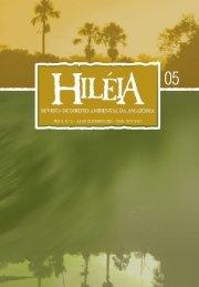 Hiléia - Edição Nº. 5 - uea - pós graduação