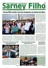 Informativo Quinzenal do Deputado Sarney Filho