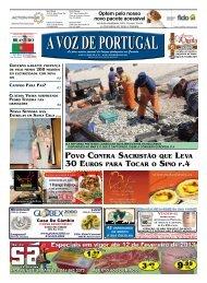 povo contra sacristão que leva 30 euros para ... - A Voz de Portugal