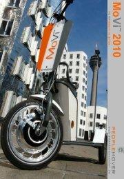 Produktübersicht Elektromobile - Wagner GmbH