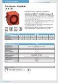 Schallgeber DS 5-DN - Wagner GmbH - Seite 2