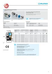 blueglobe TRI® EMV Kabelverschraubung - Wagner GmbH