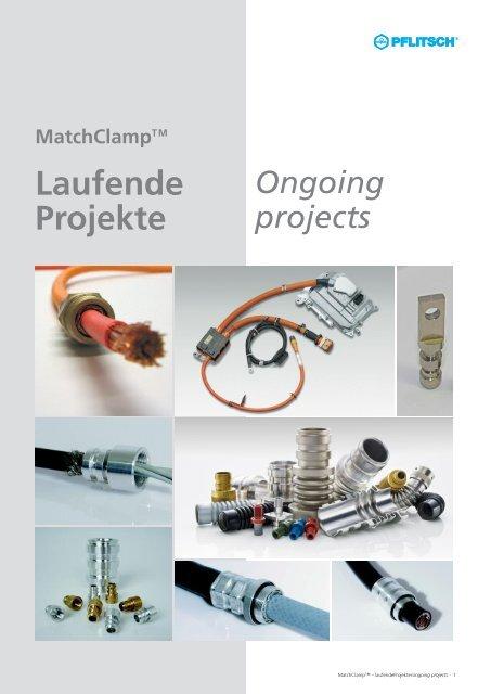 Pflitsch Match-Clamp - laufende Projekte - Wagner GmbH