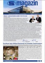Magazin 13 - Wagner GmbH