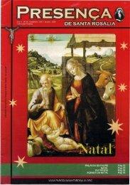 Natal - Paróquia de Santa Rosália