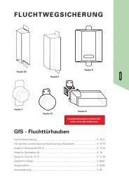 FLUCHTWEGSICHERUNG - Wagner Sicherheitstechnik GmbH