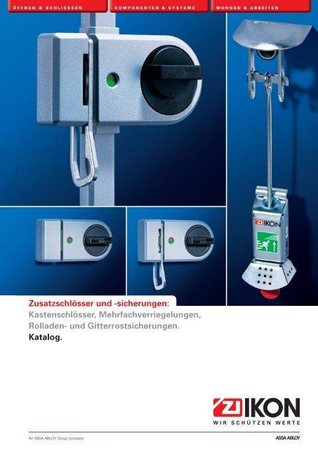 Zusatzschlösser und -sicherungen ... - Produkte24.com