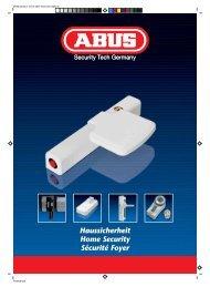 ABUS Profilzylinder E30NP 30//55 inklusive 5 Schl/üssel 59820