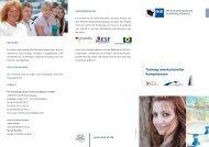 Training interkultureller Kompetenzen - Wirtschaftsakademie ...