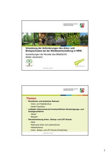 Vortrag WBV-Much - Jü - 11-03-16.pps - Waldbauernverband ...