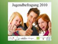 Präsentation Jugendreferate - Waldhaus Jugendhilfe