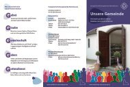 Unsere Gemeinde -  Waldkirche Obertshausen