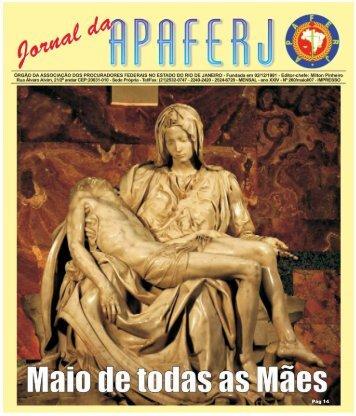 JORNAL DA APAFERJ 1 MAIO 2007 Pág 14