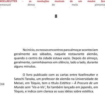 capítulo 8 - Emanuel Pimenta