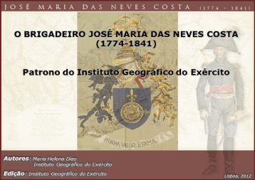 mais - Instituto Geográfico do Exército