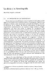 La afasia y su historiografia - Raco