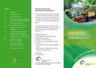 Sommerfest - Rudolf Steiner-Schule Nürnberg