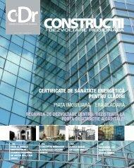 revista final.pdf - MDRC | Ministerul Dezvoltării Regionale şi ...