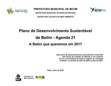 PREFEITURA MUNICIPAL DE BETIM