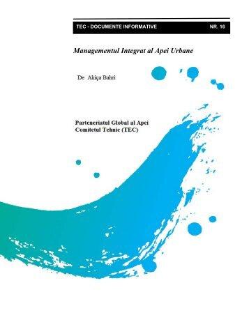 Managementul Integrat al Apei Urbane - gwp-romania.ro