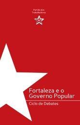 Ciclo de Debates - PT Ceará
