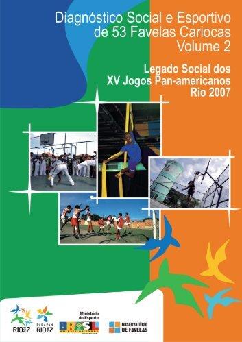 Legado Social do Pan 2.indd - Observatório de Favelas