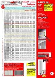 HM-Galant - Walle in Wallau GmbH