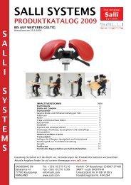 SALLI SYSTEMS - Wallenfels