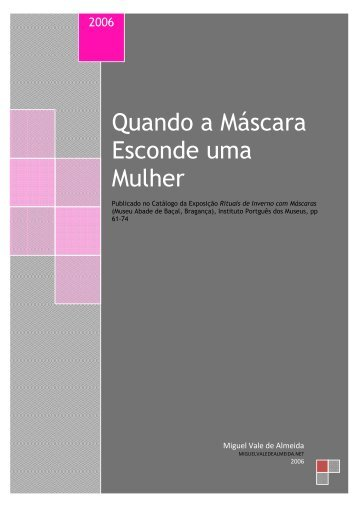 download, pdf, 121kb - Miguel Vale de Almeida