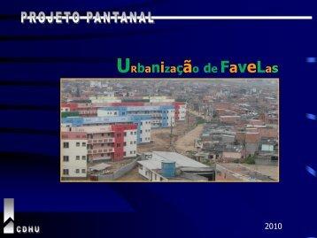 URbanização de FaveLas - CBCS