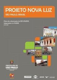 PROJETO NOVA LUZ - Prefeitura de São Paulo - Governo do ...