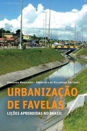 urbanização de favelas lições aprendidas no brasil - Cities Alliance