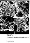 Brasil: urbanização e fronteiras - USP - Page 3