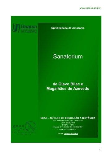 Sanatorium - Unama