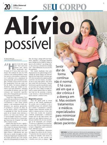 SEU CORPO - Sociedade Brasileira para o Estudo da Dor