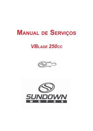 MANUAL DE SERVIÇOS - VBladers.com