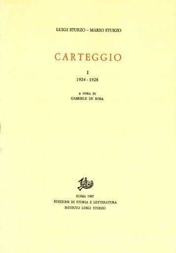 1934-1928) pag. 1-148