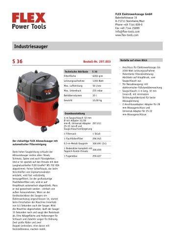 Download Produktdatenblatt - Günther Wassermeier GmbH