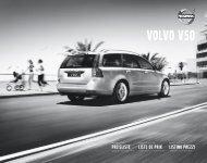 VOLVO V50 - Volvo Center AG, Worben