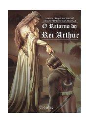 Rei Arthur Livro e-Book - A Música do Mundo