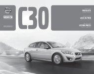 VOLVO V40 - Volvo Center AG