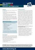 Download Produktblatt Sicherheit und ... - WBS Training AG - Seite 2