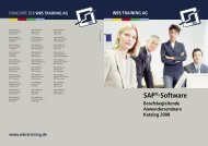 6417_07 Katalog SAP.indd - WBS Training AG
