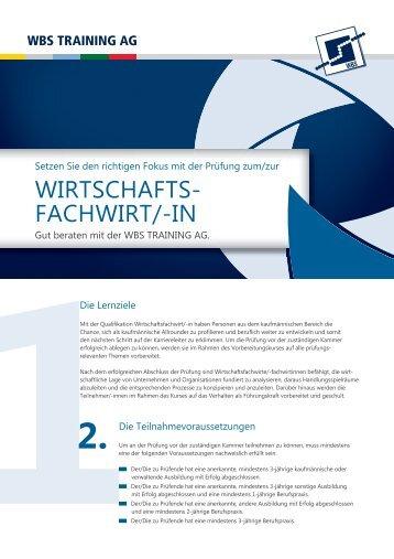herunterladen - WBS Training AG