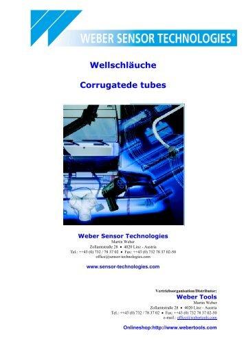 Wellschläuche Katalog