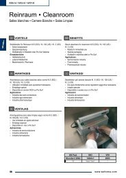 Reinraum Cleanroom -  Exportpages